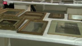 Video «Gurlitt-Sammlung nach Bern wegen Paul Klee?» abspielen