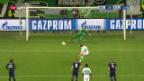 Video «Live-Highlights Wolfsburg - Real» abspielen