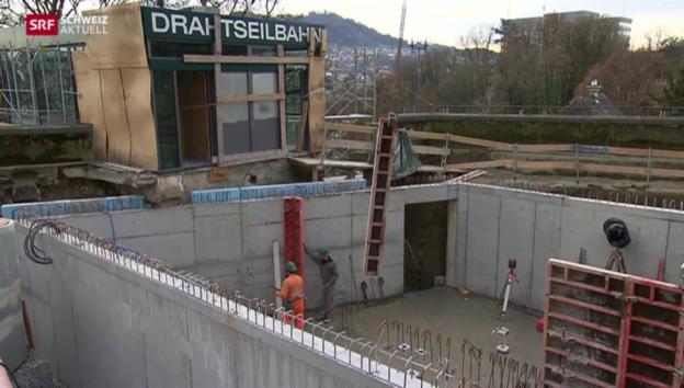 Video «Schweiz aktuell vom 12.01.2015» abspielen