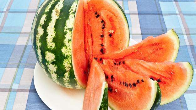 Die beste Ernährung in der Hitze