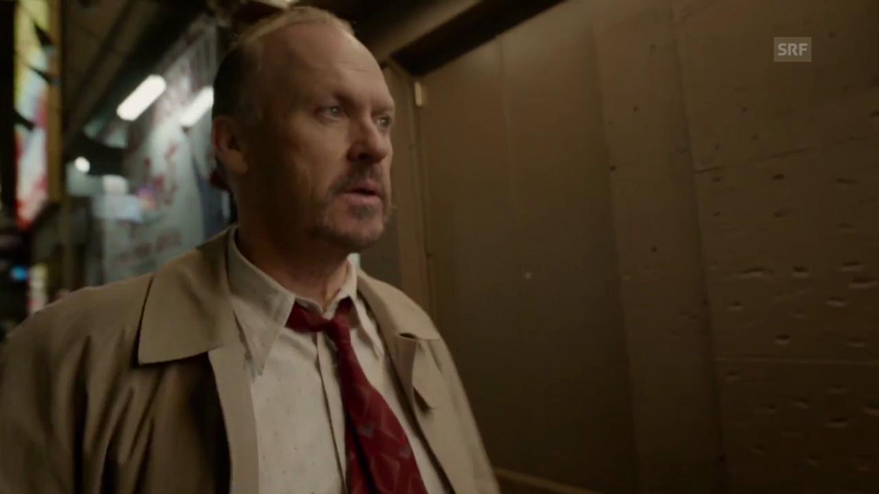 Trailer zu «Birdman»