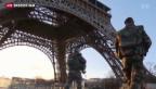 Video «Verlängerung von französischem Irak-Einsatz» abspielen