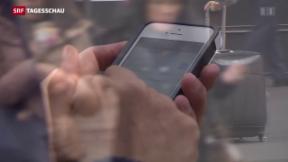 Video «Schweizer surfen immer länger» abspielen