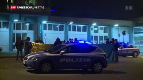 Video «Der Berliner Attentäter ist tot» abspielen