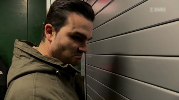 Video «Fabios Klaustrophobie» abspielen