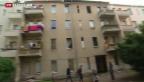 Video «Sozialtourismus-Debatte in Deutschland» abspielen