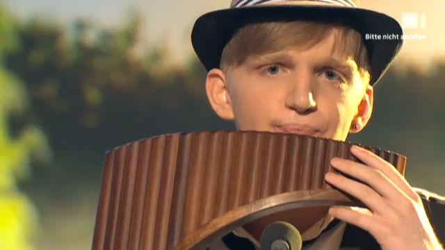 Jonas Gross mit «Louenesee»