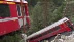 Video «Nach Zugunglück: Unfallhergang weiterhin unklar» abspielen