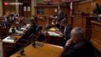 """Video «Nationalrat nimmt die Initiative """"für Ernährungssicherheit"""" an» abspielen"""
