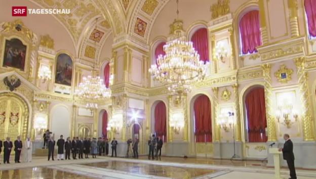 Video «Ukraine rückt näher an Europa» abspielen