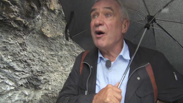 Video ««Der Problemlöser» Hanspeter Latour in Hochform!» abspielen