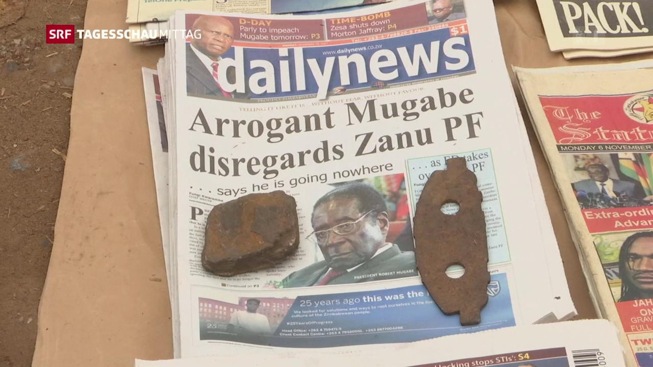 Mugabe lässt Frist zum Rücktritt verstreichen