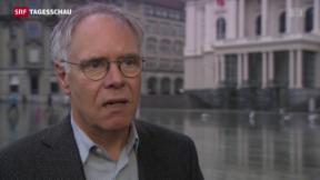 Video «Alt Bundesräte gegen Durchsetzungsinitiative» abspielen