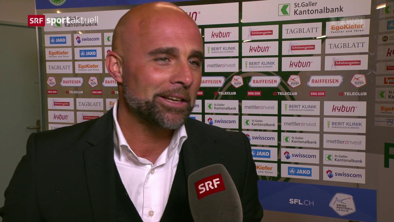 Contini: «Nach dem Sieg von Lausanne war es einfacher»