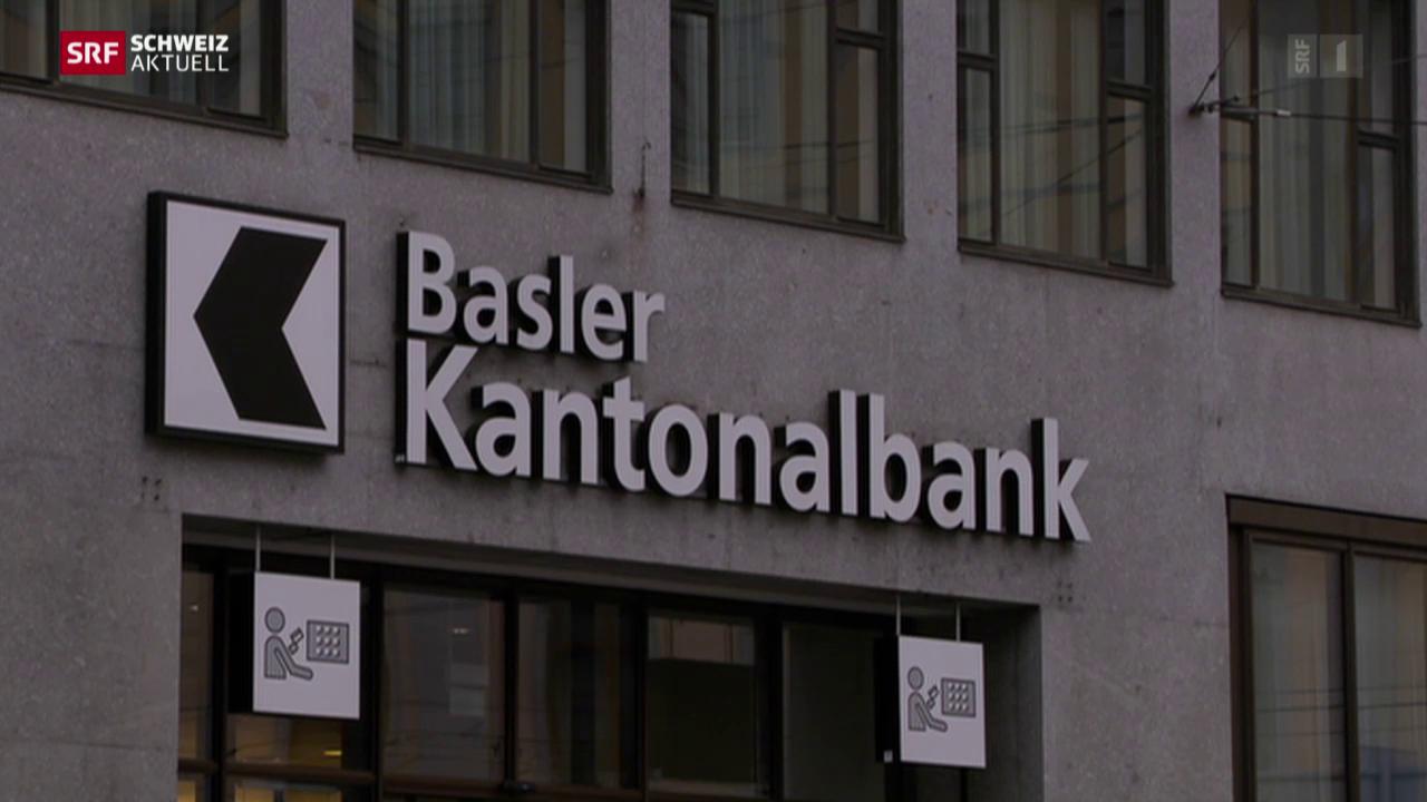Kritik an Basler Kantonalbank nach «ASE-Skandal»