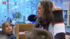 Video «Weniger Lehrer pro Klasse» abspielen
