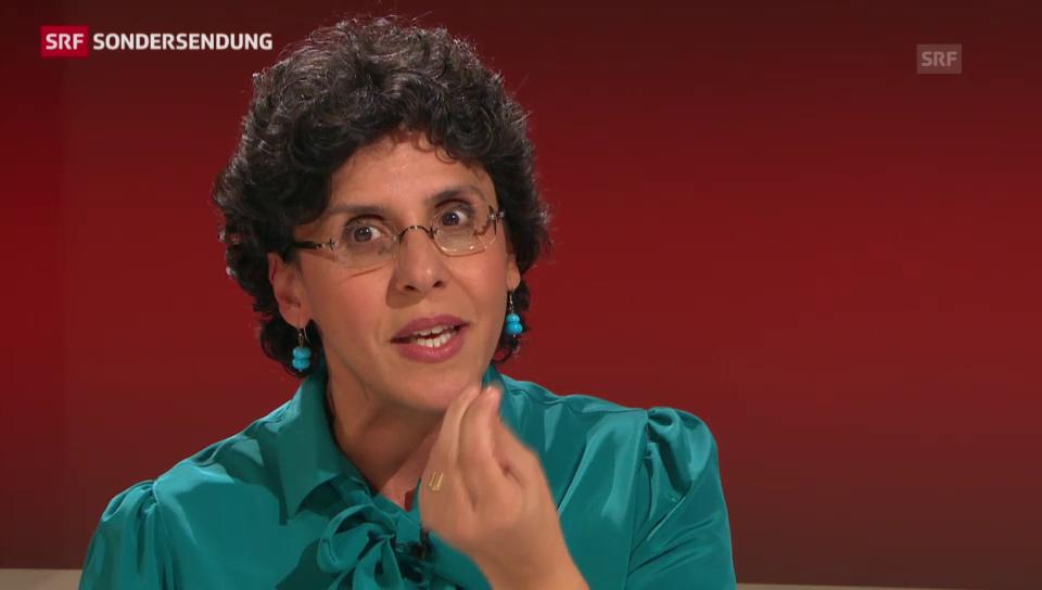 Elham Manea: Keine Akzeptanz für geschlossene Gesellschaften