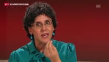 Video «Elham Manea: Keine Akzeptanz für geschlossene Gesellschaften» abspielen