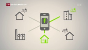 Video «Strom-App könnte Strommarkt revolutionieren» abspielen