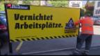 Video «Neuer Aufwind für Mindestlohn in der Schweiz?» abspielen