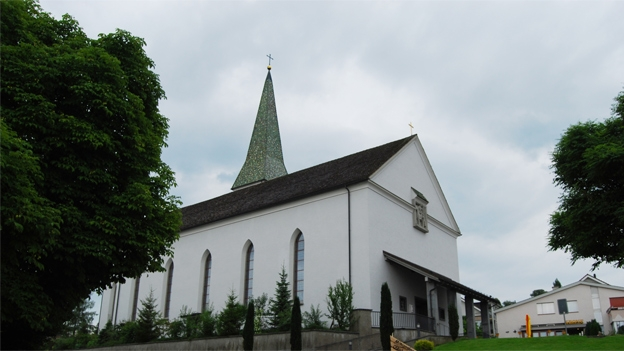 Glockengeläut der Kirche St. Martin, Jonschwil