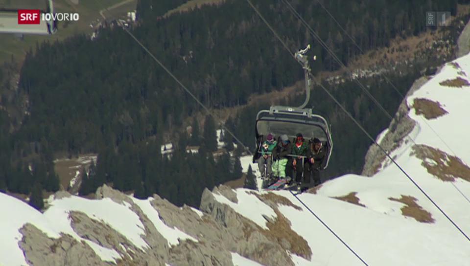 Bergbahnen in Not