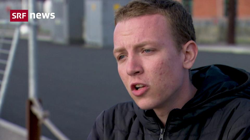 Aus dem Archiv: Angst vor Eskalation in Nordirland