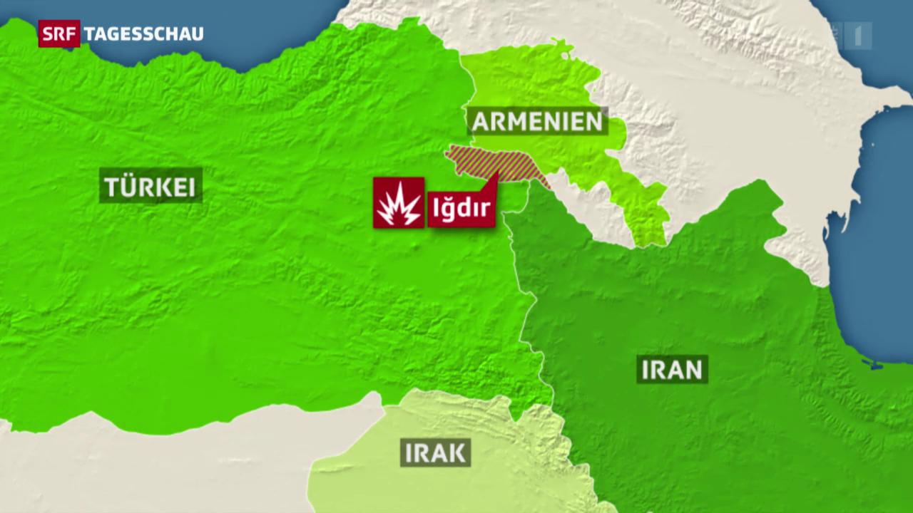 Türkische Bodentruppen im Irak