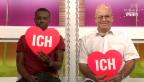 Video ««Ich oder Du» mit Komiker Charles Nguela» abspielen