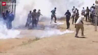 Video «Weitere Unruhen in Kenia» abspielen