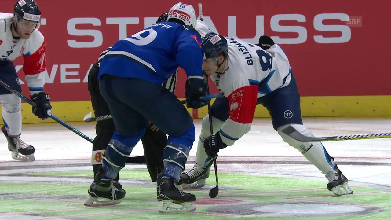 Out gegen Liberec: ZSC Lions gelingt kein Tor