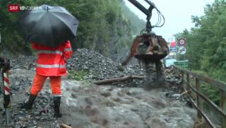 Video «So zerstörte das Wasser die Schweiz» abspielen
