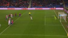 Video «Fussball: Vailati nur bei Penaltys bezwungen» abspielen