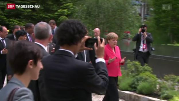 Video «G7 beschliesst verbindliche Klima-Ziele» abspielen