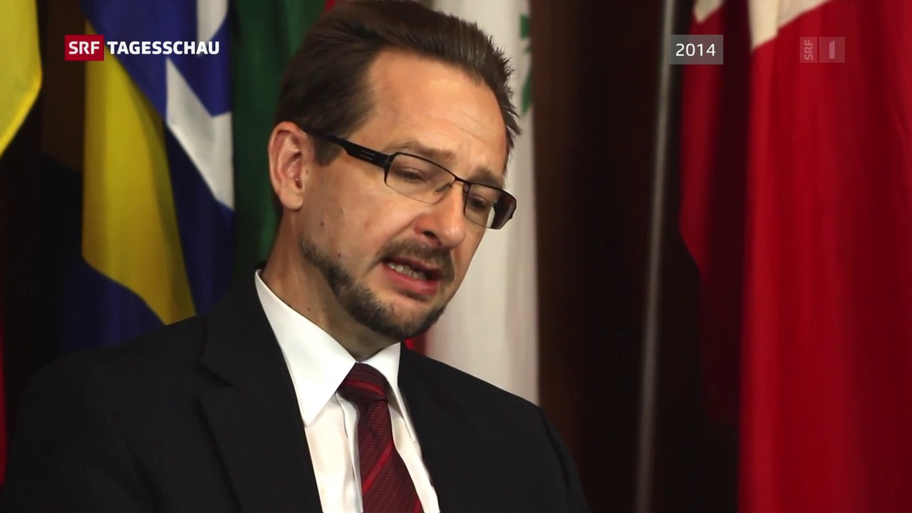 Thomas Greminger neuer OSZE-Generalsekretär