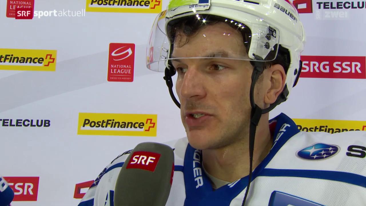 Eishockey, NLA: Stimmen Davos - ZSC Lions