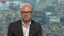 Video «SRF-Korrespondent Pascal Weber zum Mursi-Prozess» abspielen