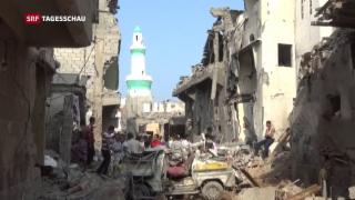 Video « Hoffnung auf Waffenstillstand im Jemen» abspielen