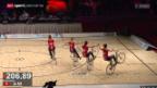Video «Rad: Hallenradsport-WM in Basel, Kunstradfahren» abspielen