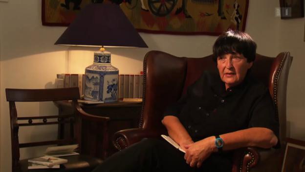 Video «S. Corinna Bille – Das Schreibetier» abspielen