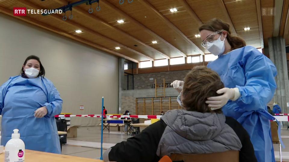 Testar. testar e testas – la regenza a Berna mida uschia sia strategia