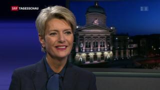 Video «Karin Keller-Sutter: Ihre bisherige Karriere» abspielen