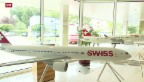 Video «Neuer Arbeitsvertrag für Swiss-Piloten» abspielen