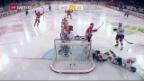 Video «Biel schlägt die ZSC Lions klar» abspielen
