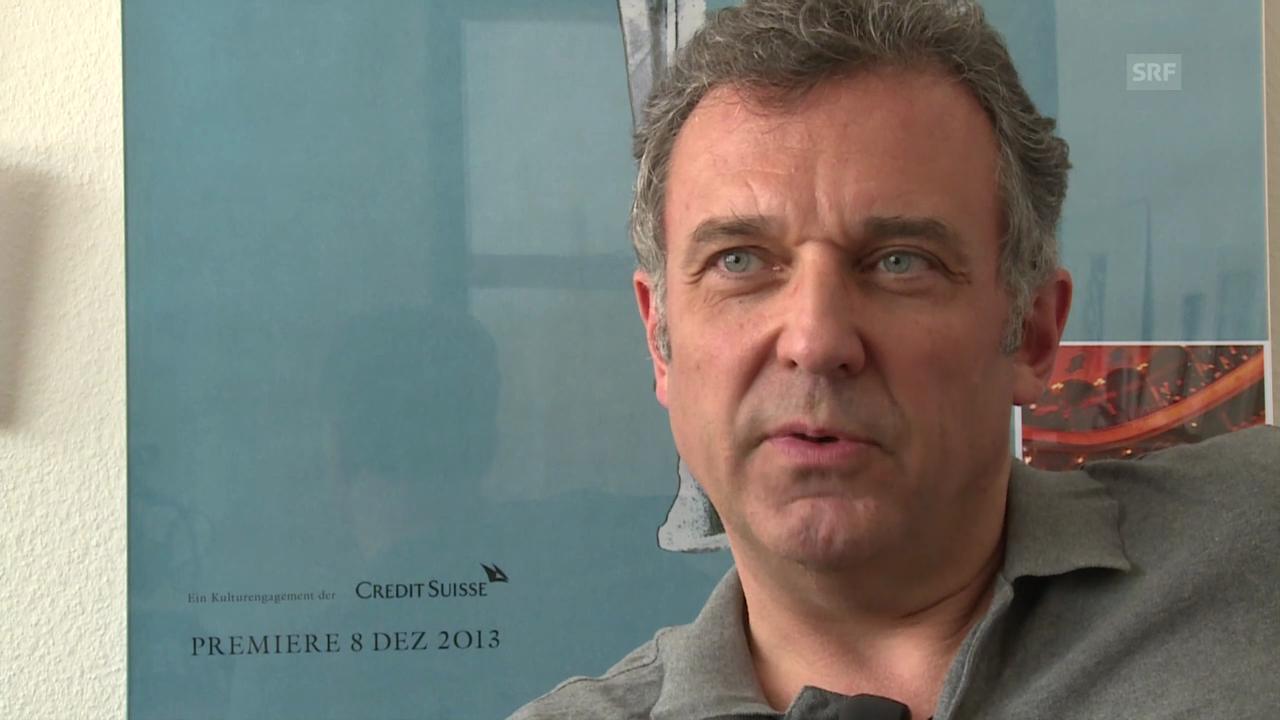 Andreas Homoki: Die Aufgabe von Oper