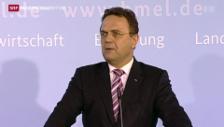 Video «Staatssekretär wird Agrarminister» abspielen