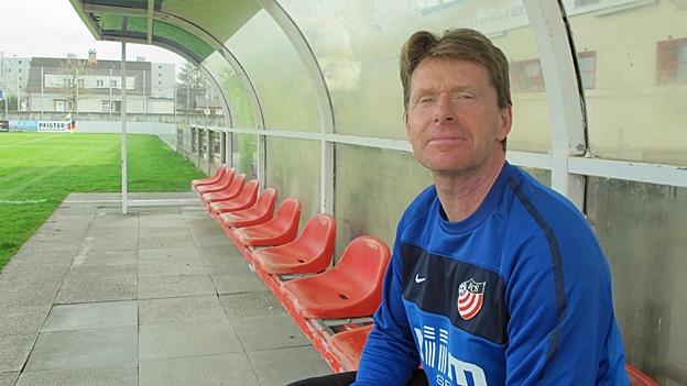 Nachwuchschef Ronald Vetter blickt positiv in die Zukunft des FC Solothurns (23.03.14)