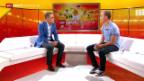 Video «Studiogast: Nino Schurter, Gespräch Teil 2» abspielen