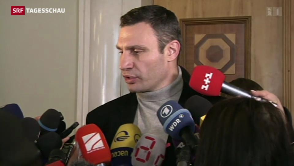 Rücktritt Asarows nur ein Etappensieg