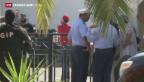 Video «Anschlag trifft Tunesien mitten in der Hochsaison» abspielen